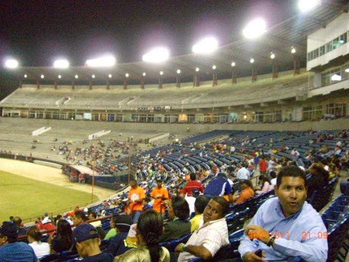 2007年2月。パナマ・シティーで野球観戦!!などなど…。 077