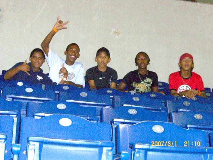 2007年2月。パナマ・シティーで野球観戦!!などなど…。 078
