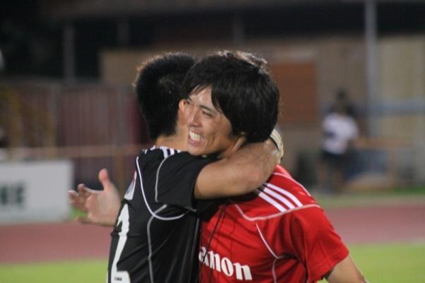 2010年5月29日(土)初陣!VS Sengkang!7