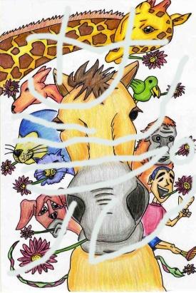 (サンプル)人間と動物の楽しいふれあい(2007年5月)Gumroad(2012年11月13日出品)