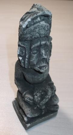 (小)マヤ石像タイプ「1」①!2012年12月4日(火)