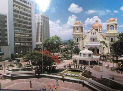 (白)San Pedro Sulaポストカード②!2012年12月4日(火)