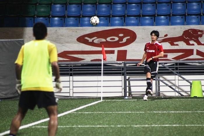 VS Sengkang2010
