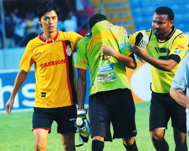 2013 Sub-Campeon de Honduras