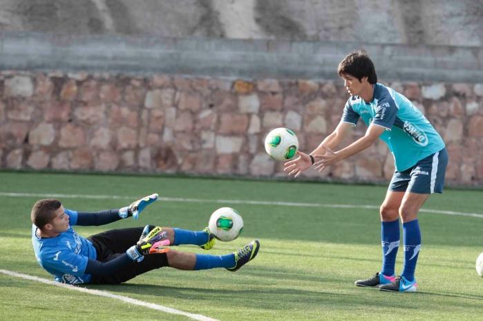 U-20ホンジュラス代表GKコーチ2014年③